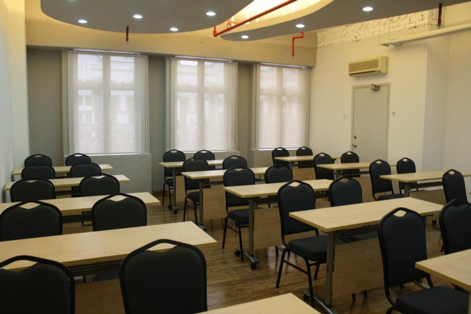 classroom setting 2